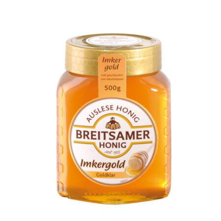 Koudgeslingerde biologische honing